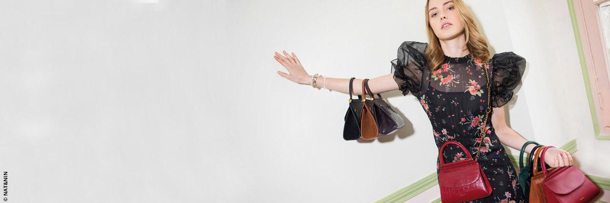 Mini tašky, maxi vzhled